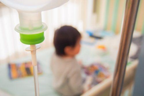 子供が入院