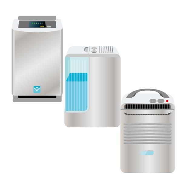 【赤ちゃんのいる家の加湿器 】お手入れ簡単にできるおすすめのタイプ別加湿器3選