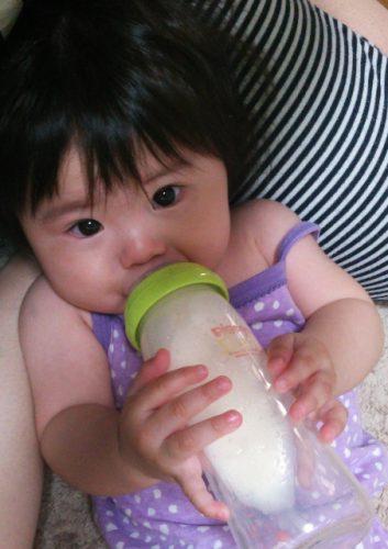 ミルクの違い
