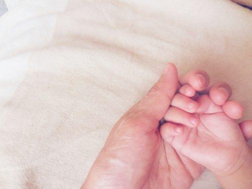 赤ちゃん マッサージ