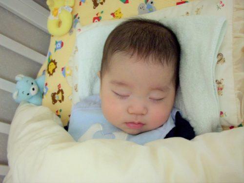 赤ちゃんの寝具