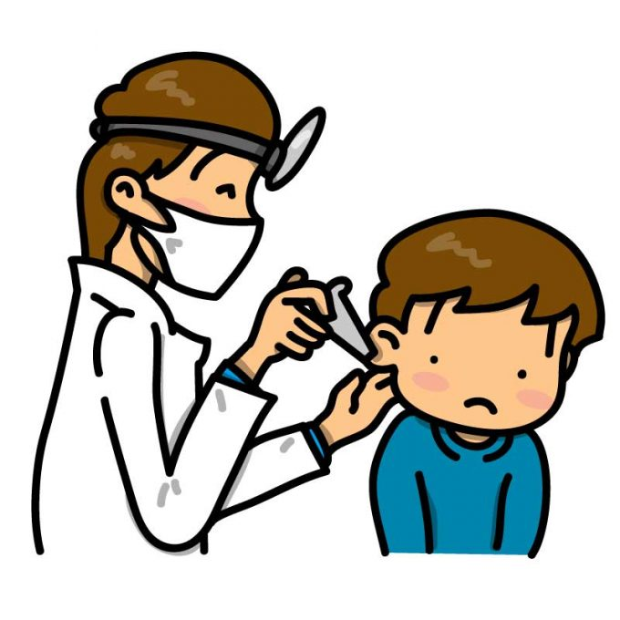 【風邪で中耳炎になる子供】中耳炎を発症する原因と家でもできる3つの対処方法