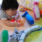 【生後半年の赤ちゃんのおもちゃ】ハズレない物を選ぶ5つのポイント