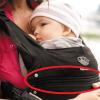 【新生児から使用できるマンジュカの抱っこひも】エルゴと比較した4つのメリットとデメリット