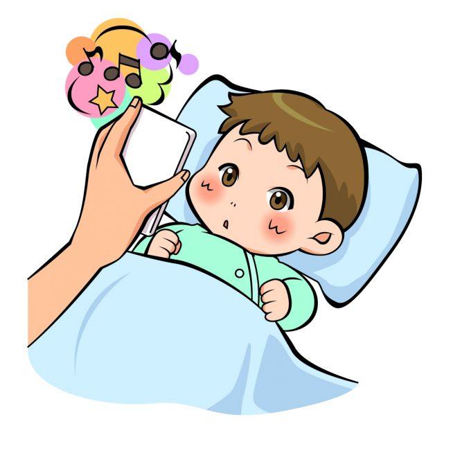【赤ちゃんの夜泣き対策】アプリを使って夜泣きをストップできる方法