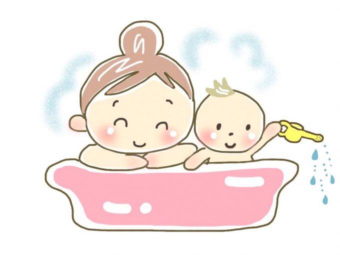 【乳児の入浴方法】焦らず手際よく入浴できる手順と3つ注意点