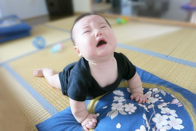 【赤ちゃんが泣く理由】「三大泣き」の時に赤ちゃんが思ってる意外なこと