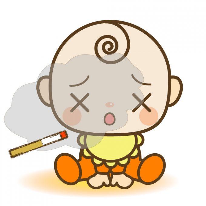 【受動喫煙】子供へもたらす16にも及ぶ喫煙による「悪影響」