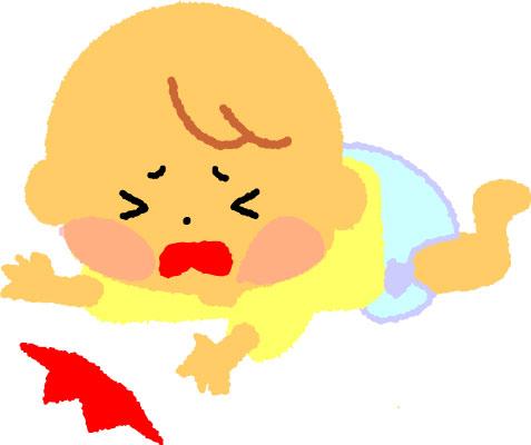【乳児の転倒】家での転倒の事故を防止する8つの対策