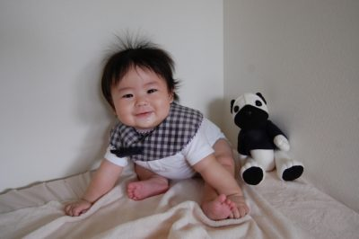 【赤ちゃんの6か月健診】3つの大きな健診の目的と指摘が多いこと