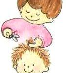 【赤ちゃんの髪の毛のカット】最低限必要な3つの道具と失敗しないセルフカットの仕方