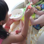 【生後7~8 ヶ月の離乳食】適した離乳食と「食べてくれない」を解決する方法