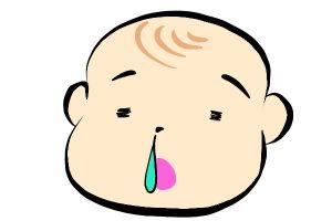 【乳児のアレルギー性鼻炎】3つの原因とアレルギー性鼻炎の正しい対処方法